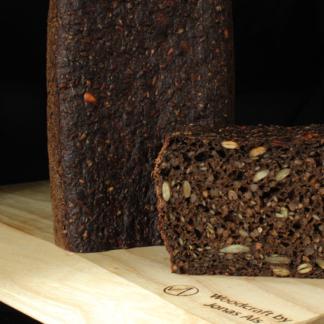 ANTONS – rugbrød, økologisk