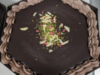 ANTONS - chokoladekage